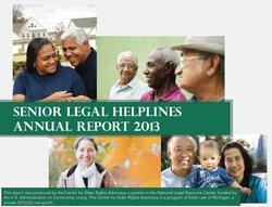 CERA 2013 Annual Report